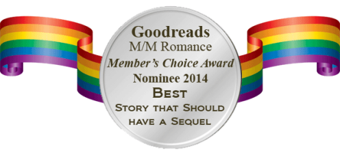 Award Nominee 2014 badge for Best Story that Should Have a Sequel